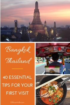 My first time in Bangkok, I hated it. Seven visits later it's now one of my favourite cities and I have heaps of tips to help you have a fantastic trip too. Thailand Travel Tips, Bangkok Travel, Bangkok Trip, New Travel, Asia Travel, Laos Travel, Asia Continent, Beach Trip, Beach Travel