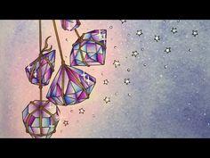 DAYDREAMS - DAGDROMMAR by Hanna Karlzon - prismacolor pencils - color along - YouTube