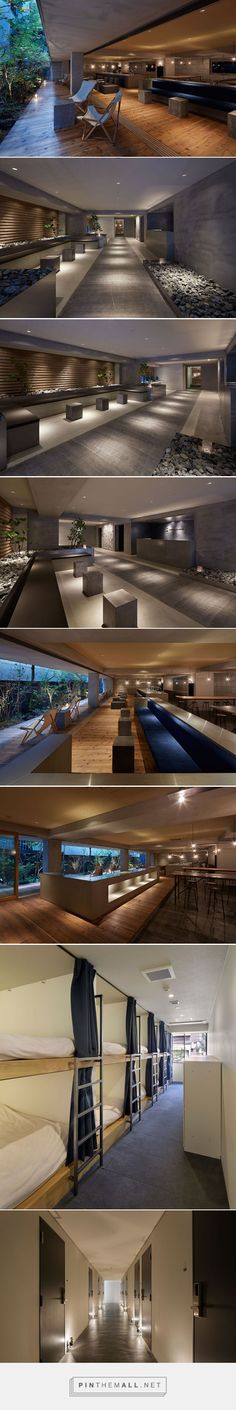 piece hostel sanjo redefines the boundary between guest and city - created via http://pinthemall.net