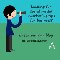 If you are looking for social media marketing tips, why not check our blog.  Nuggets of information for your business.