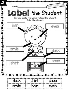AUGUST NO PREP CENTERS - reading writing math - kindergarten standards - skills advance through the year - counting - letters - name - fine motor skills - colors - shapes - number line - one to one correspondence - sight words - first sounds - simple activities - august - back to school - printables - freebies - free resources #kindergartenbacktoschool #kindergarten Back To School Worksheets, Kindergarten Addition Worksheets, Kindergarten Lesson Plans, Kindergarten Centers, Kindergarten Writing, Literacy Centers, Numbers Kindergarten, Homeschool Kindergarten, Math Numbers
