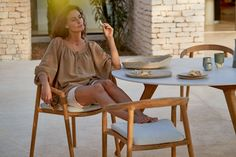 Outdoor Dining, Dining Table, Living Room Seating, Ceramic Materials, Ceramic Table, Pool Houses, Teak, Wicker, Solid Wood