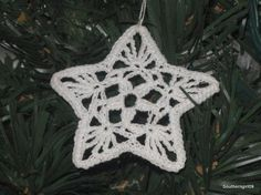 Crocheted Christmas Ornament Ideas
