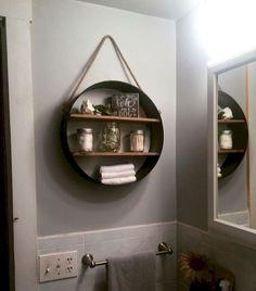 Nice 80 Modern Rustic Bathroom Farmhouse Style Design Ideas https://decorapatio.com/2018/01/04/80-modern-rustic-bathroom-farmhouse-style-design-ideas/