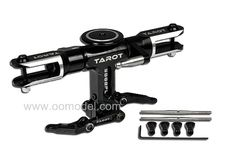 39.99$  Buy here - http://aimu4.worlditems.win/all/product.php?id=32639227771 - Tarot 500 Parts Tarot 500FL Flybarless Rotor Head TL50123 Black Tarot 500 RC Helicopter Spare Parts FreeTrack Shipping