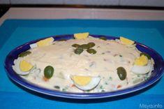 Insalata russa, scopri la ricetta: http://www.misya.info/2012/06/05/insalata-russa.htm