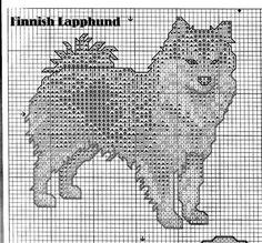 Gallery.ru / Фото #1 - СОБАЧКИ - YLITKA2 Pet 1, Dog Cat, Puppy Day, Cross Stitch Boards, Dog Pattern, Cross Stitch Animals, Knitting Charts, Filet Crochet, Craft Patterns
