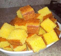 Receita de bolo de milho verde super saboroso