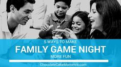 Is your Family Game