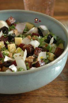 Fruit Salad, Cobb Salad, Blackhead Extractor Tool, South Beach Diet, Winter Salad, Orange Crush, Feta, Potato Salad, Salads