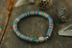 Spruce & Berry /Winter Boho Bracelet Jewelry by WomanShopsWorld, $286.00
