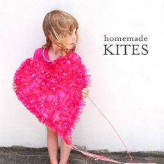 15 Homemade Kites