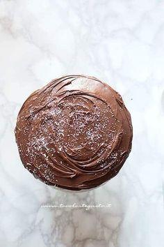 Aggiungere la polvere di cocco - Ricetta Torta di Natale Antipasto, Dolce, Tumblr, Chocolate, Desserts, Christmas, Pies, Biscuit, Tailgate Desserts