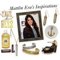 Mattlin Era's Inspirations