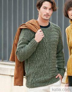 Book Woman Essentials 12 Autumn / Winter | 53: Man Sweater | Khaki