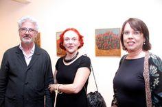 Laymert Garcia dos Santos, Stella Senra e Adélia Borges