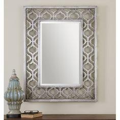Found it at Wayfair - Sawtelle Rectangle Wall Mirror