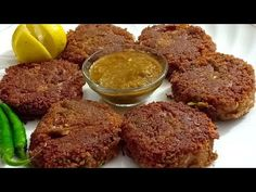 How to Make Soya Cutlet Bean Recipes, Diet Recipes, Vegetarian Recipes, Cooking Recipes, Healthy Recipes, Curry Recipes, Seekh Kebabs, Shami Kabab, Soya Chunks Recipe
