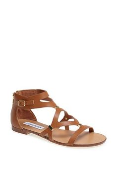 best sneakers 51e4f d4dcf Steve Madden  Comma  Leather Sandal available at  Nordstrom- want for  summer 2014
