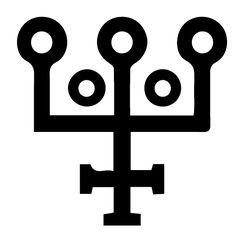 Alchemic Aqua Vitae symbol