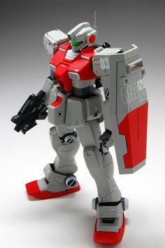 RGM-79 GM LATER TYPE TAKE2 | kentaの気まぐれのんびり日記