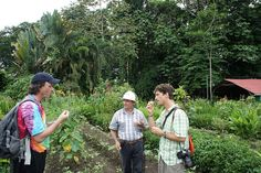 Hot Pepper Tasting by Chill Expeditions, via Flickr
