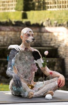 David Altmejd's Strange Figurative Sculptures   Hi-Fructose Magazine