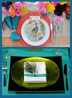 Place Table Settings