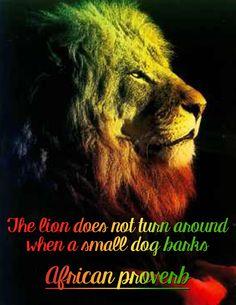 Ras Lion.