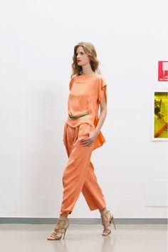 Antonio Berardi Resort 2012 Fashion Show