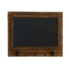 Begin your command center with a basic chalkboard for a vintage look. Try the Blackboard Wall Shelf available in AFW stores in CO and AZ.