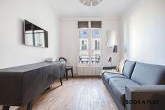 Location studio meublé Avenue Hoche, Paris   Ref 10439