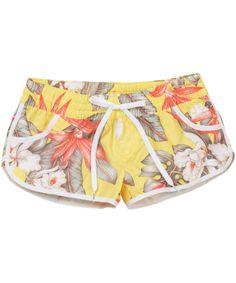 Sundek Lora Boardshort bij Eb & Vloed Lifestyle Casual Shorts, Trunks, Swimming, Lifestyle, Swimwear, Board, Fashion, Fashion Styles, Drift Wood
