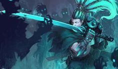 Shadow Isles Yasuo - League of Legends