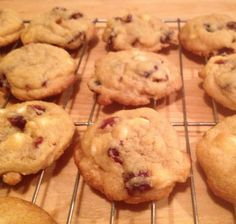 Recipe: Cranberry Orange Melt-Away Cookies