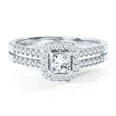 Helzberg Radiant Star® 2/3 ct. tw. Diamond Engagement Ring in 14K Gold - Top 25 Engagement Rings - Engagement & Wedding - Helzberg Diamonds