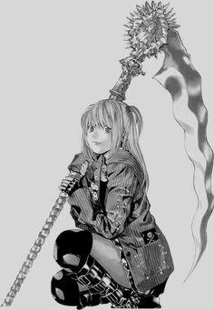 Death Note. Misa Amane.