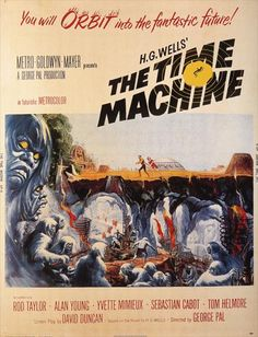 The Time Machine / Die Zeitmaschine