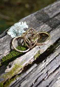 SOLD OUT $6.00 Stackable Rings, Gold Leaf Three ring Set, Antique Gold, 3 Stack Rings, Stacking Rings, Ring Set, Boho Rings, Trending Jewelry by JanysJewelryBox on Etsy