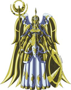 Saori Kido, réincarnation d'Athéna Les chevaliers du