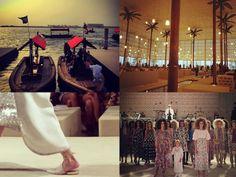 Chanel Dubai Cruise 2015 Collection