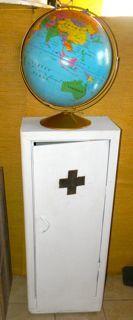 Industrial Storage Cabinet by vagabondsandcaravans on Etsy, $285.00
