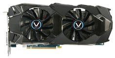 Sapphire Radeon Vapor-X HD 7970 GHz OC 3GB DDR5 DL-DVI-I/SL-DVI-D/HDMI/DP PCI-Express Graphics Card (11197-12-40G ) by Sapphire Technology. $499.99. SAPPHIRE HD 7970 3GB Vapor-X Edition has the latest GDDR5 memory clocked at 6000MHz effective, and runs with a core clock speed of 1000 MHz which with Power Tune Dynamic Boost rises to 1050 MHz on the engine. It has a slightly less sophisticated 8-phase power design and the versatile output configuration of Dual-link DVI-I, D...