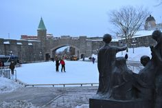 Five Reasons To Make Quebec Winter Carnival Your Next #Famly Vacation