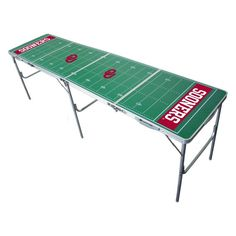Outdoor Wild Sports NCAA 2 x 8 Tailgate Pong Table - TPC-D-OKLA