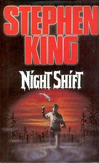 Stephen King Book Covers - Bing Imagesthis is the 👎 grima I Love Books, Good Books, Books To Read, Night Shift Stephen King, Stephen King Novels, Steven King, Horror Books, Book Authors, Les Oeuvres
