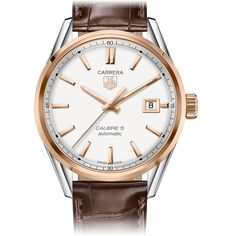 TAG Heuer Carrera Calibre 5  Automatic Watch 39 mm