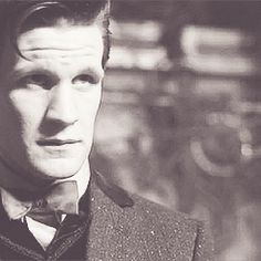 """""""I'm still not over the fact that the Doctor could touch River's ghost like...""""Suck it laws of the universe..I am the Doctor and this is my wife and not even death can stop me!"""" Fangirling University, I Am The Doctor, Bbc America, Wolf Girl, Don't Blink, Eleventh Doctor, British Men, Torchwood, Matt Smith"""