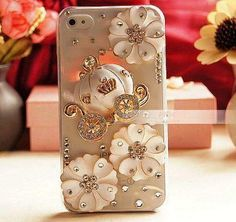 Pumpkin Cart With White Flower Cover Cell Phone CaseFor Iphone 4 Or Iphone on Luulla Coque Iphone, Iphone 4s, Ipod, Phone Accesories, Cool Iphone Cases, Cell Phone Covers, Cute Cases, Mobile Cases, Mobile Phones