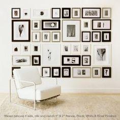 Wall Frames Set charcoal colour candy, image source colunasrevisitglamourglobo